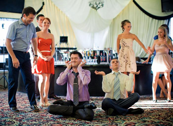 Свадебные игры и конкурсы